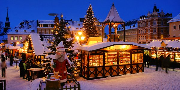 Belgian 2 Night Christmas Markets £115pp!