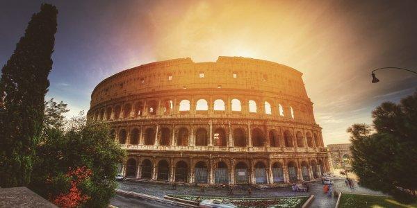 Rome 3 Night Winter City Breaks