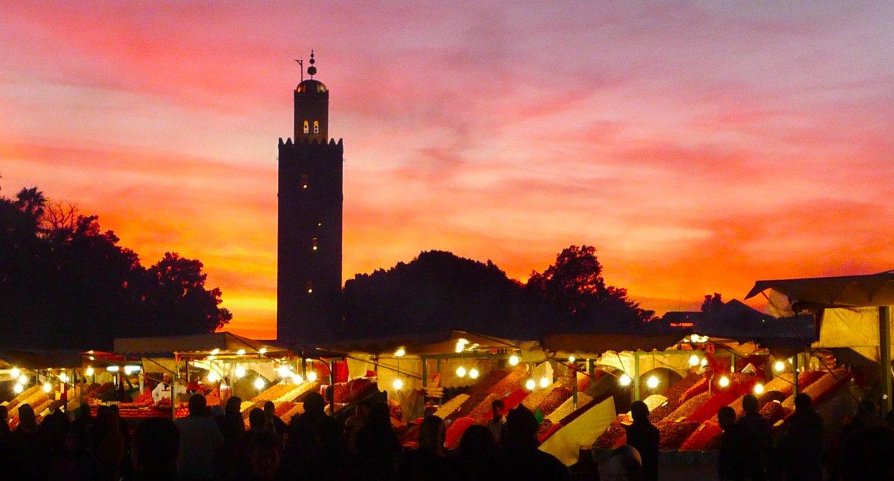 Magical Marrakesh 3 Night NInja Cracker - Image 1
