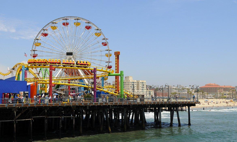 California 3 City Deal San Diego, LA San Francisco - Image 1