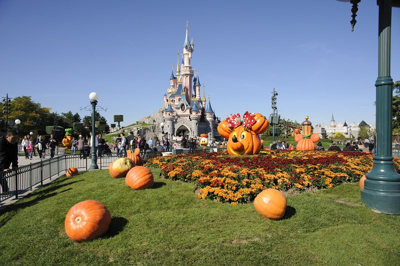 Halloween in DisneyLand Paris - Image 2