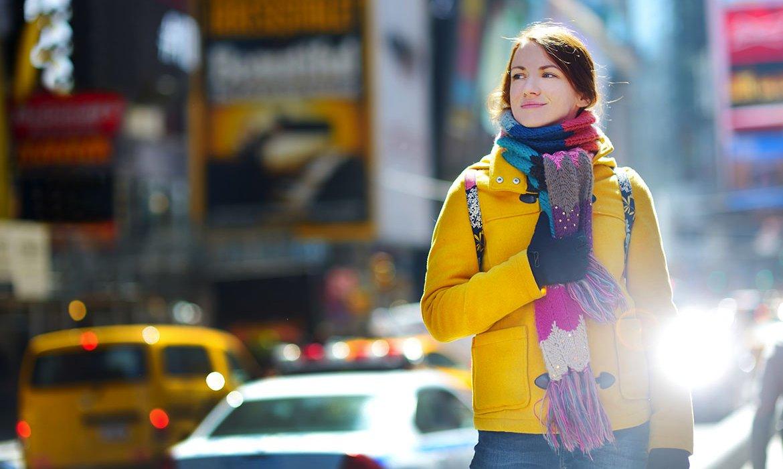 Valentine's Day Break in New York City - Image 1