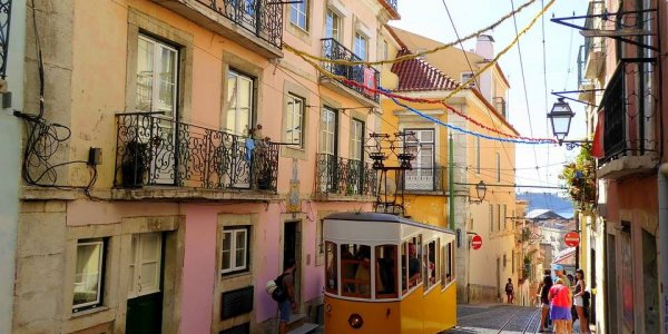 November Lisbon Citybreaks