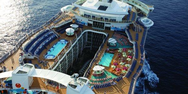 Western Med Royal Caribbean Cruise