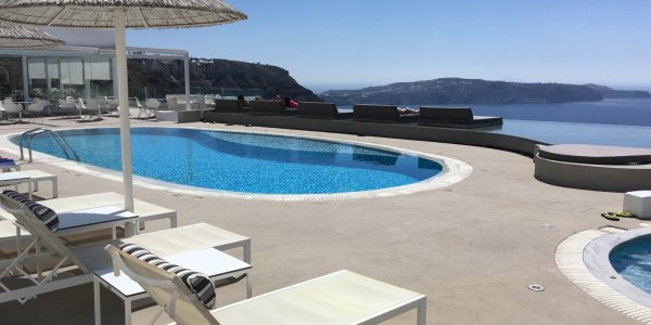 Luxury Santorini Short Breaks
