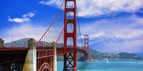 West Coast USA San Francisco, LA and Las Vegas