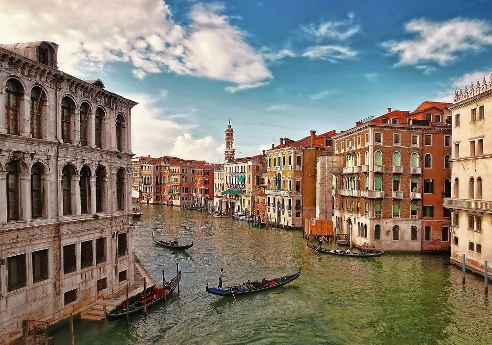 3* Venice Spring City Breaks 3 Nights - Image 1