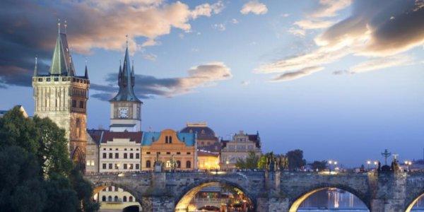 Prague 3 night Spring City Break