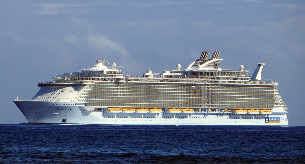 ROYAL CARIBBEAN'S ALLURE OF THE SEAS - Image 1