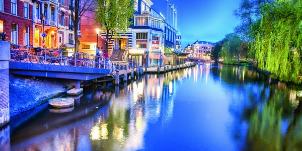 Authentic Holland and Charming Belgium River cruise