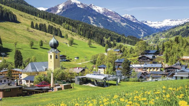 Austria June 7 Nights Walk Hike or Relax - Image 1