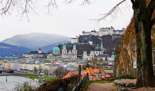 Salzburg 4 Night Feb Citybreak