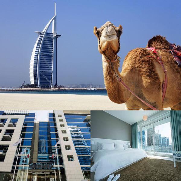 5* Dubai July Luxury NInja Bargain - Image 2