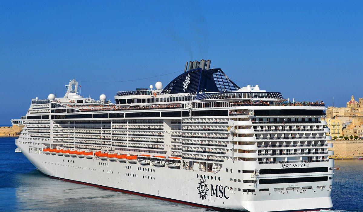 MSC DIVINA 7 Night Cruise inc £99 Flights - Image 1