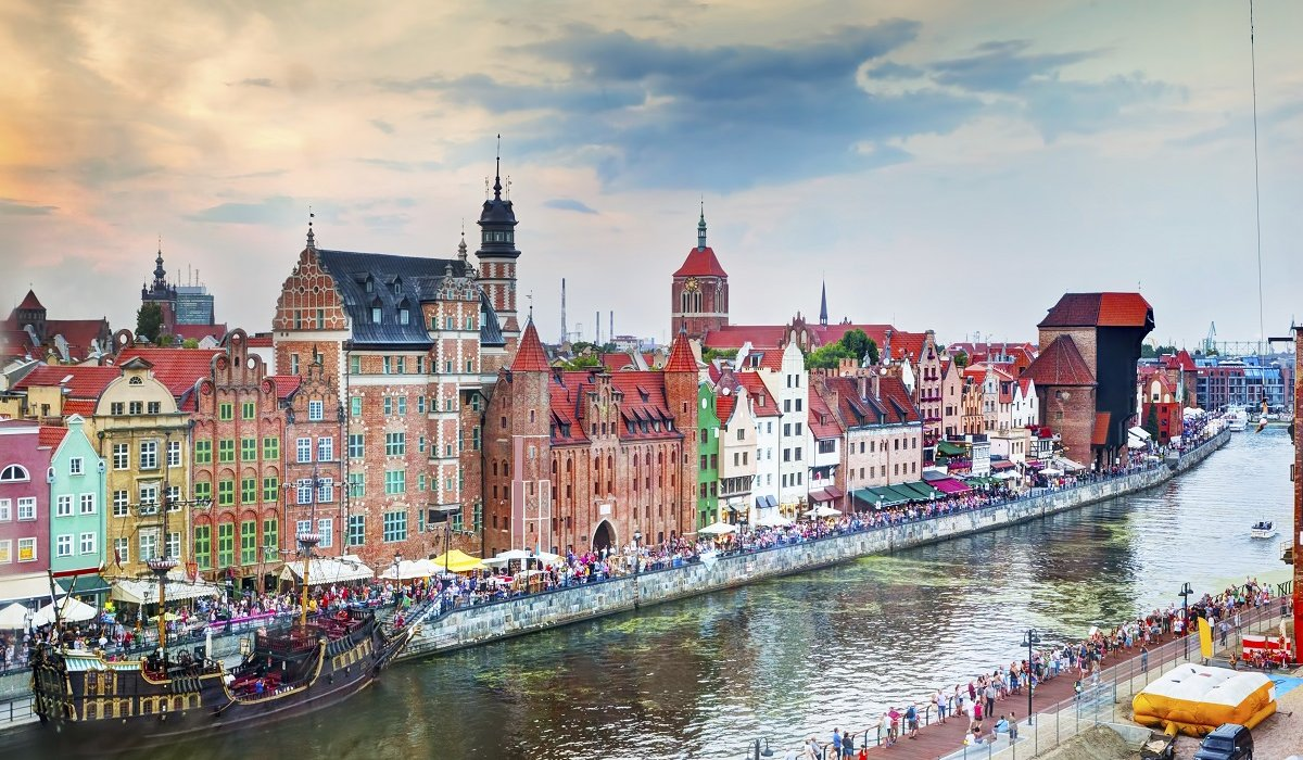 Gdansk 4 Star 4 Night City Break - Image 1