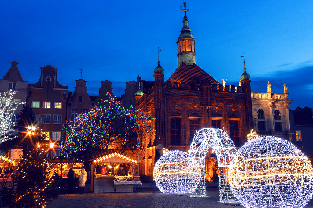 GDANSK POLAND CHRISTMAS MARKETS - Image 1