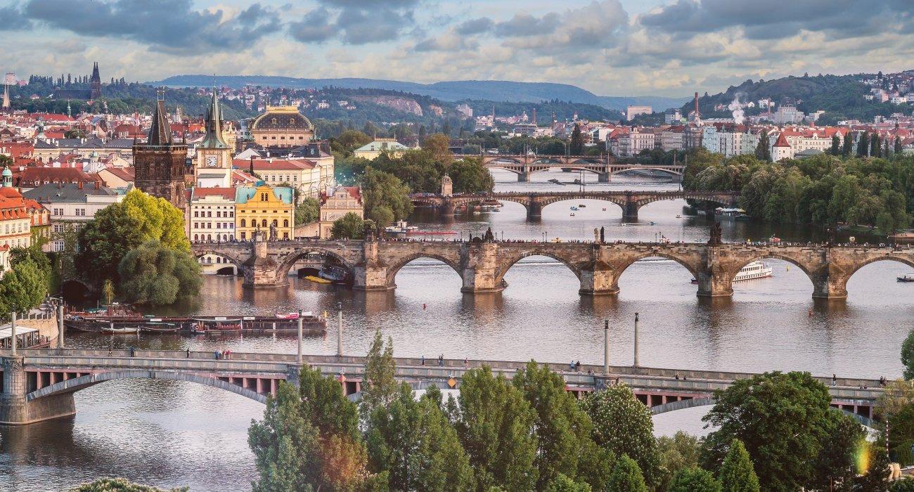 5* Prague Winter City Break - Image 1