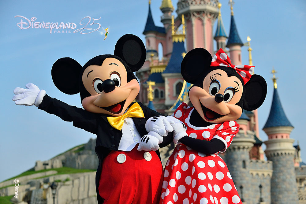 May DisneyLand Paris Family SuperDeal - Image 1