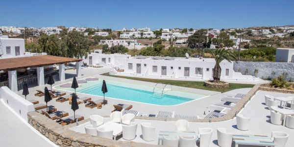 Mykonos Luxury May Bank Holiday Short Break
