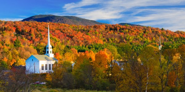 New England in the Fall 8 Night Tour