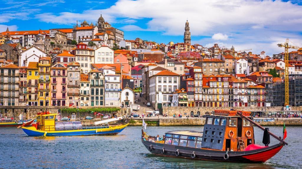 Porto Portugal 4* Citybreak Option - Image 1