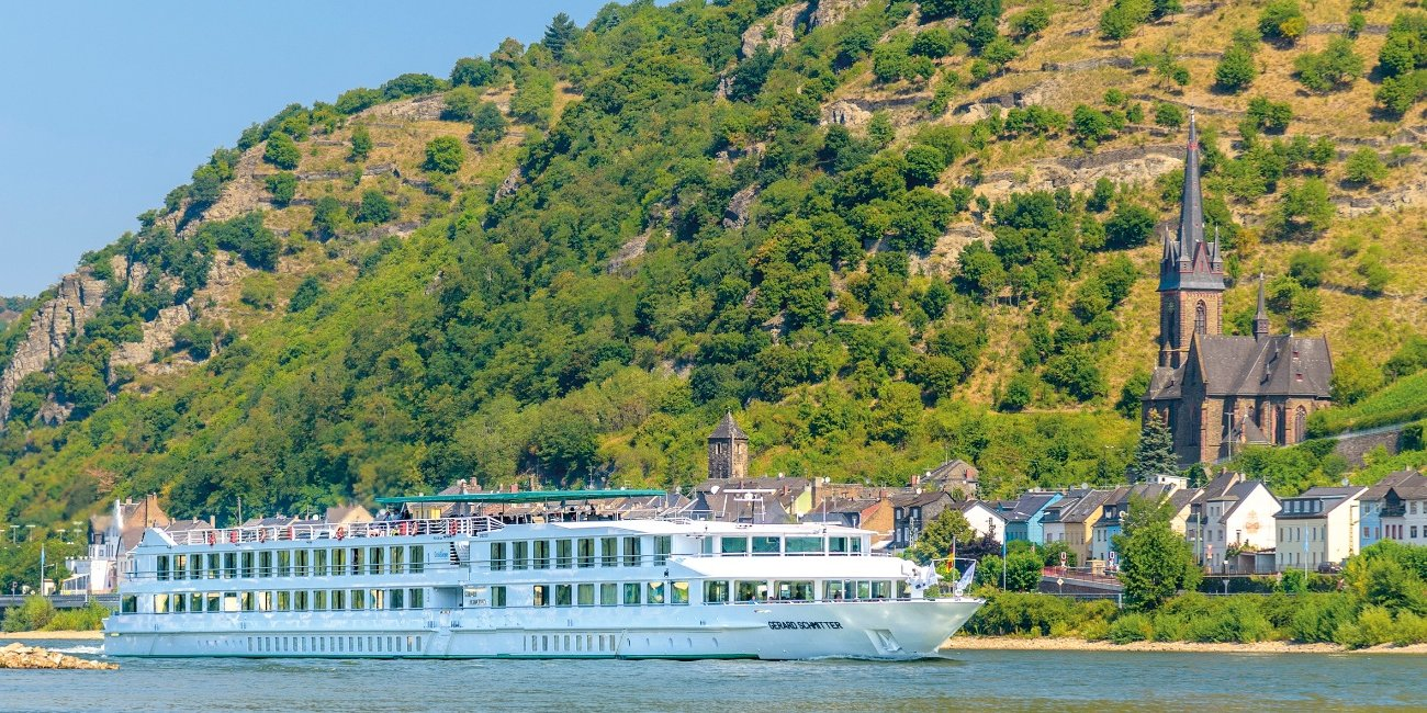 Holland and The Romanci Rhine Valley River Cruise - Image 2
