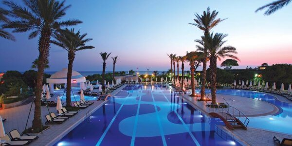 Turkey 5 * All Inclusive Mega Late Deal