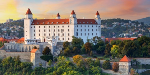 August 19 Viking Danube River Cruise