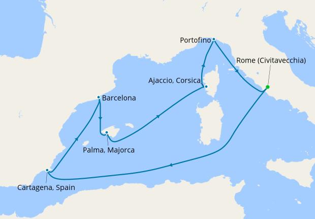 Royal Caribbean Cruise Greek Islands - Image 2