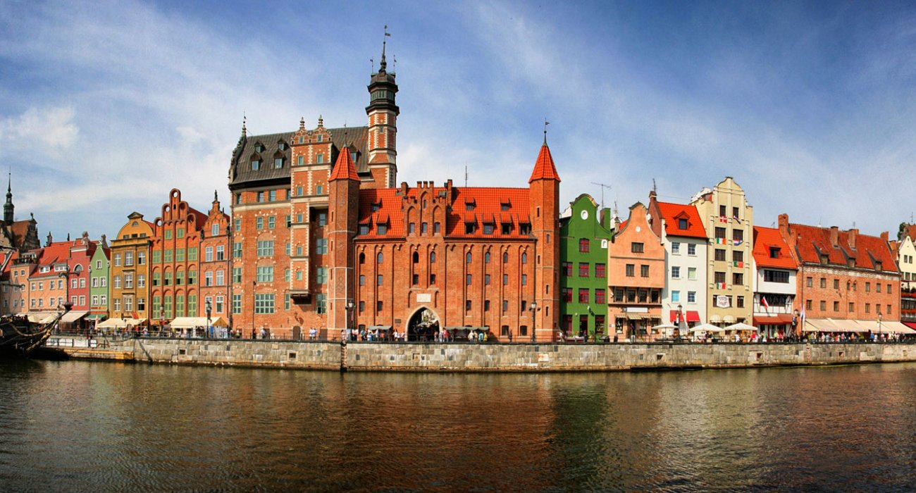 £129pp for 3 nights in Gdansk - Image 1