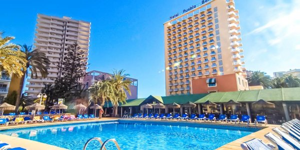 BENIDORM 7 Nights HALF BOARD APRIL