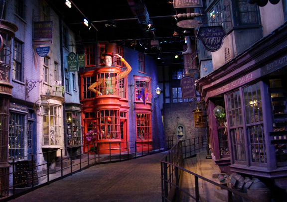 Harry Potter Studios London Half Term Break - Image 1
