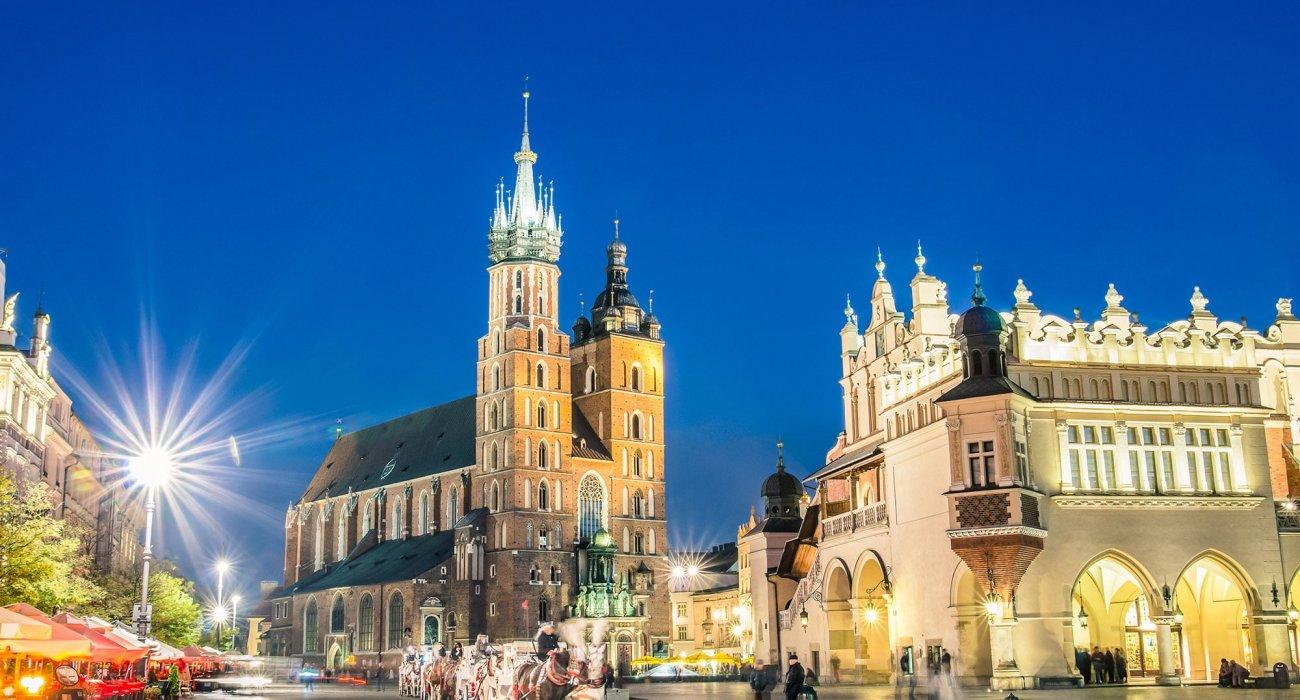 Krakow 5 night NInja Special - Image 1