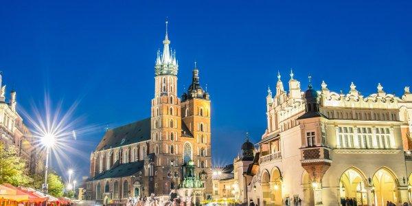 Krakow 5 night NInja Special
