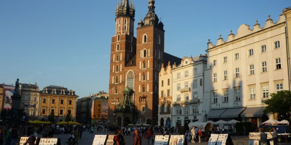 Krakow 4 Night 4* May Citybreak