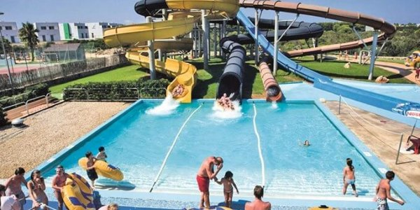 FAMILY MENORCA INCL UNLTD WATERPARK ENTRY