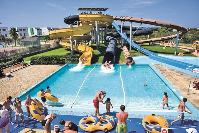 FAMILY MENORCA INCL UNLTD WATERPARK ENTRY - Image 1