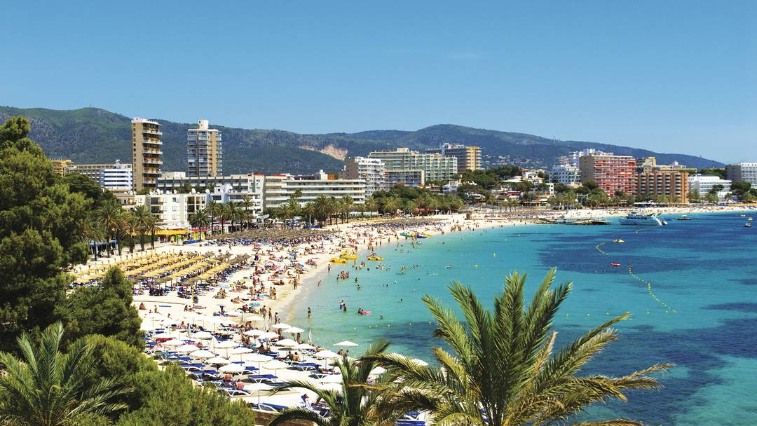 4 Night May Party Magaluf Deal - Image 1