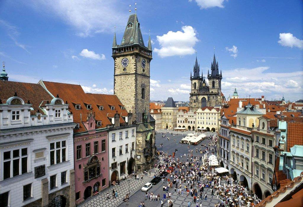 Prague Christmas Stocking Filler - Image 1
