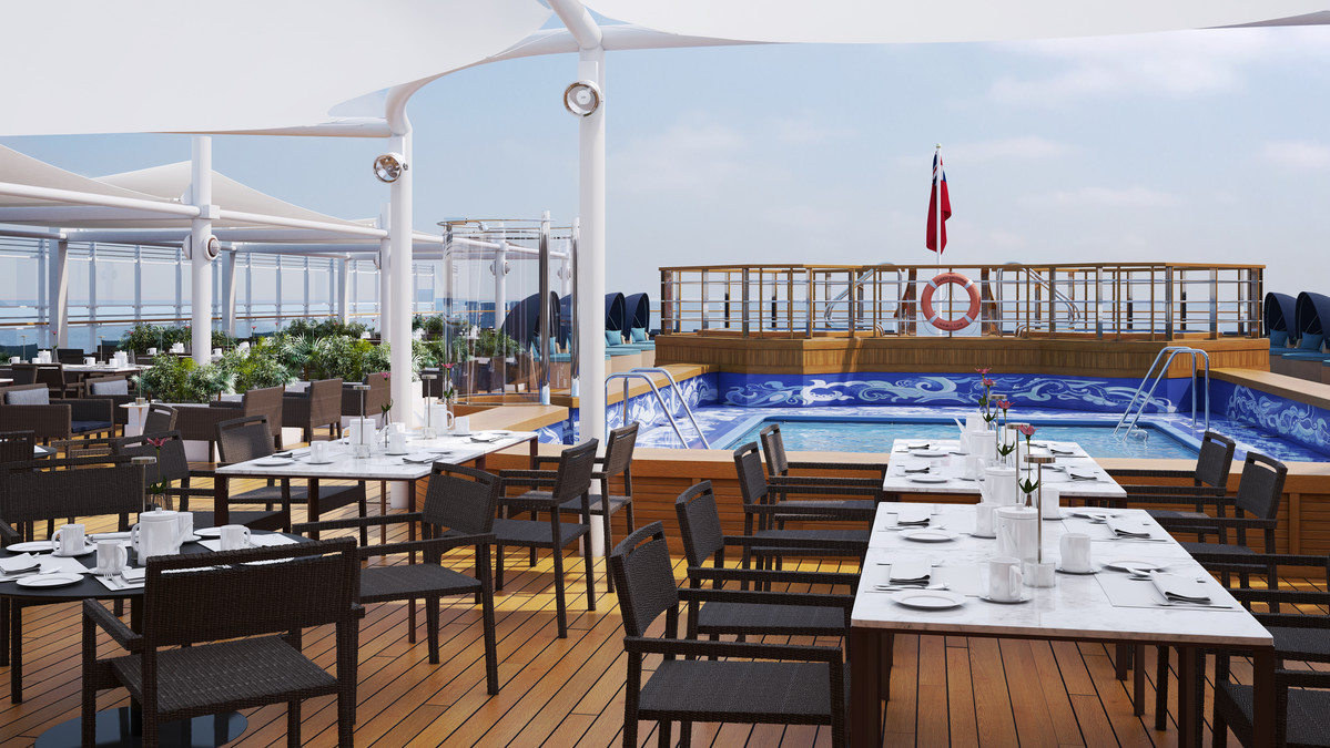 2 Night Cunard Taster Cruise only £379pp - Image 1
