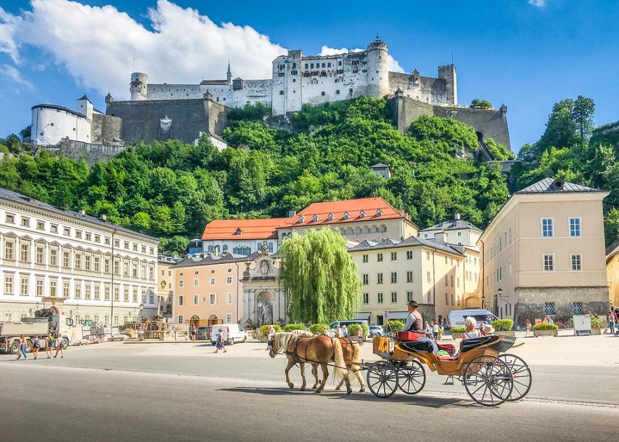 4 Night 4* Salzburg City Break only £199pp - Image 3