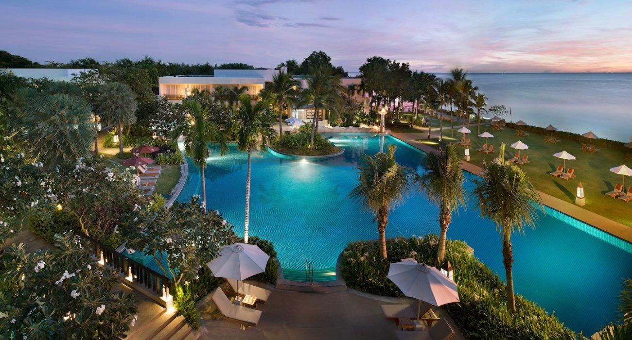 5*Luxury Abu Dhabi, Bangkok and Hua Hin - Image 1