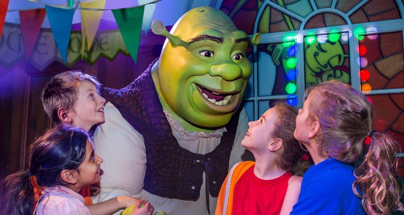 July Family Fun – Shrek's London Adventure - Image 1