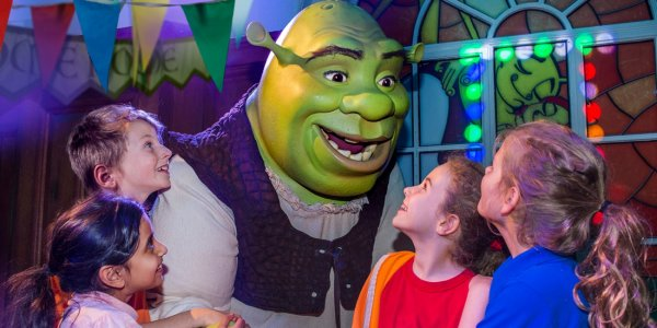 July Family Fun – Shrek's London Adventure