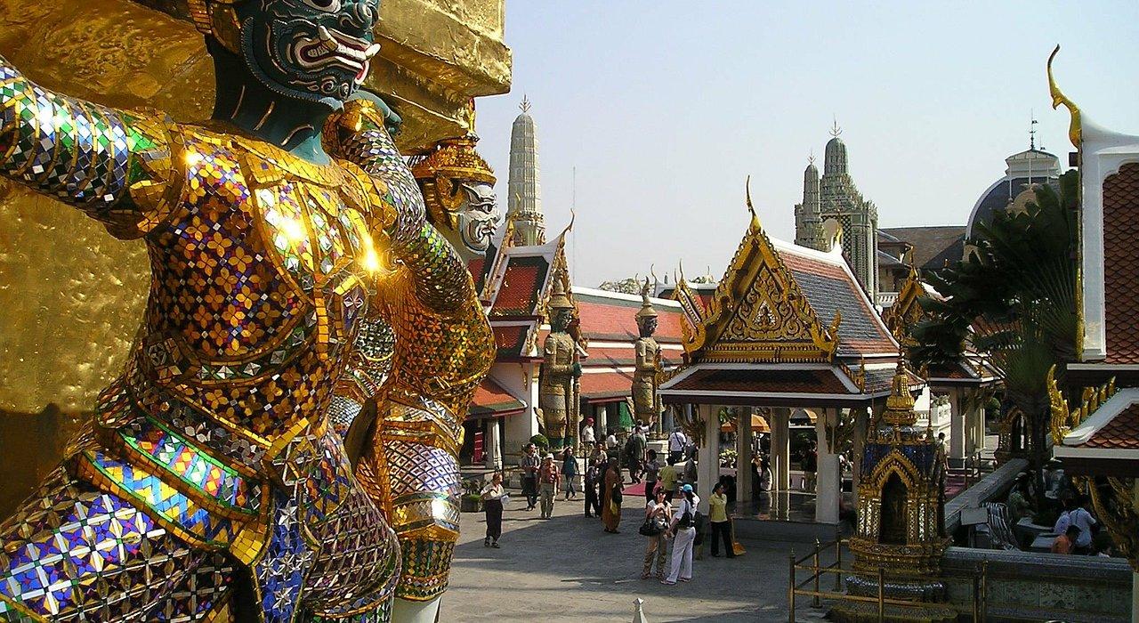July Bangkok, Singapore and Dubai - Image 1