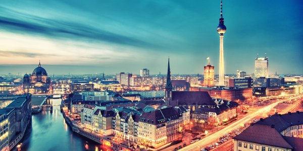 4 Night Valentines Berlin City Break