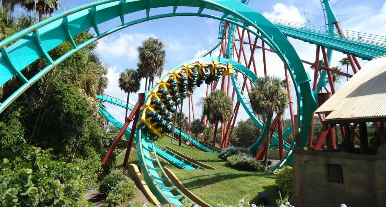 #NInja Verdict – Busch Gardens Tampa, Florida - Image 1