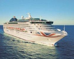 Sept 19 P&O Mediterranean Cruise