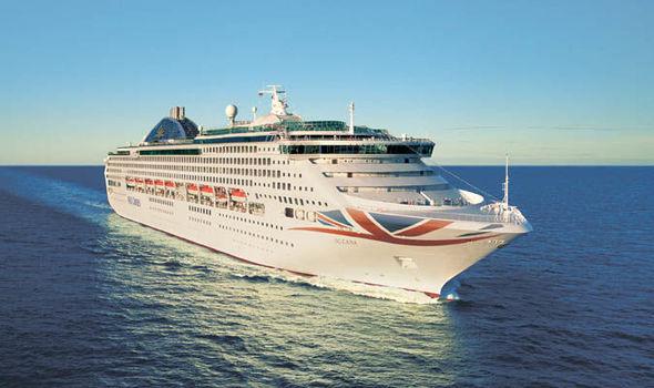 Sept 19 P&O Mediterranean Cruise - Image 1