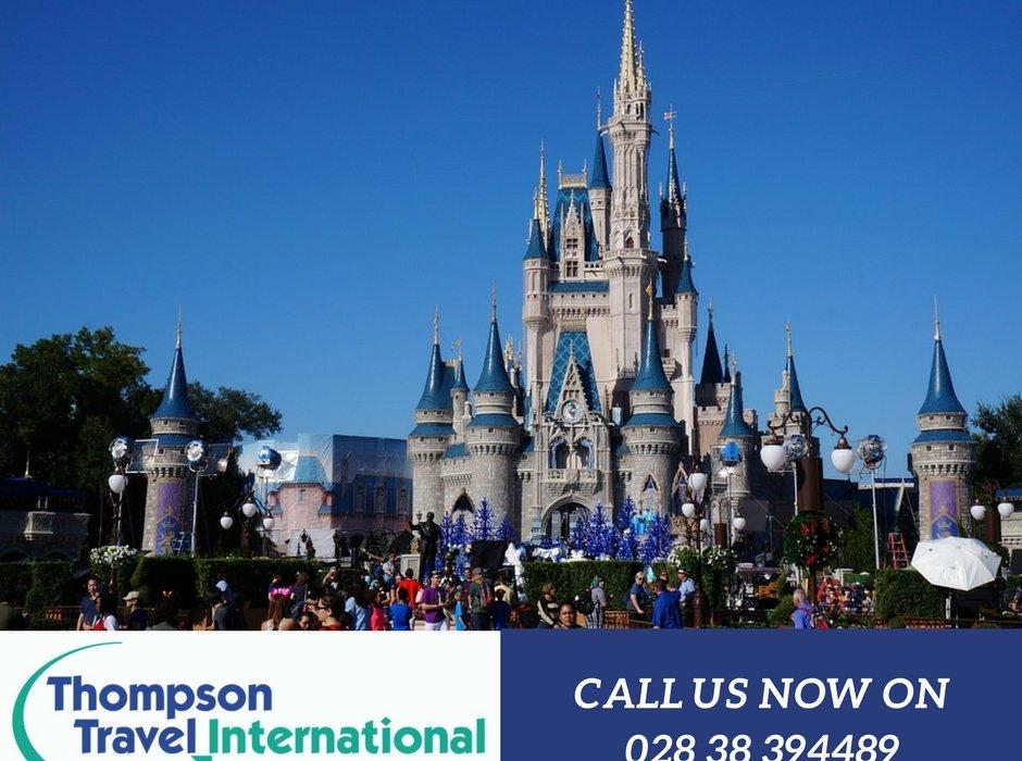 Disney Feb Half Term Family Hols - Image 1